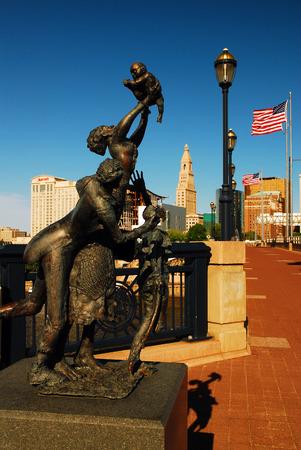 Emancipation, Hartford Connecticut
