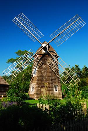Historic Windmill Editorial