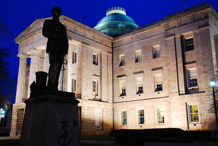 honouring: North Carolina State Capitol