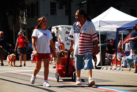 fourth of july: Fourth of July Street Fair Editorial