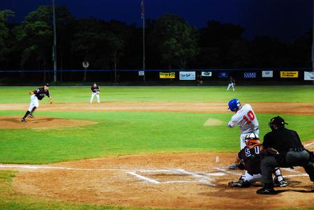 pitching: Taking a Swing