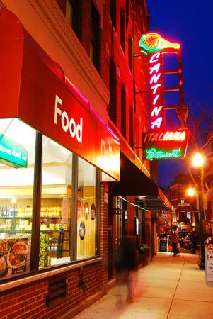 Bostons Italian North End