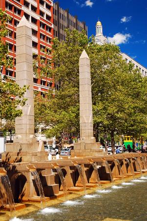 Inviting Copley Square in Boston