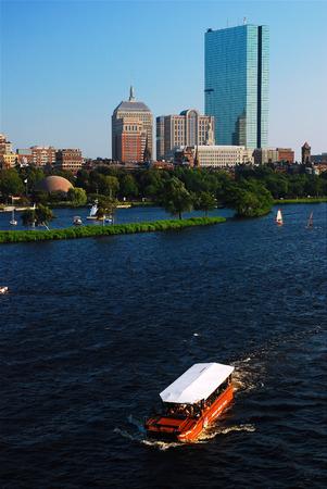 Ride the Ducks, Boston