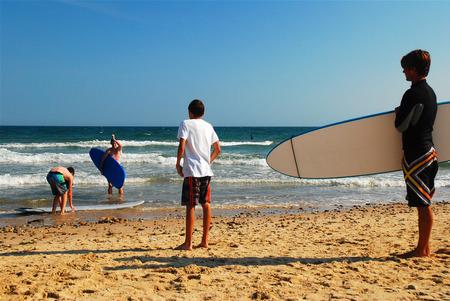 montauk: Surfs Up, Montauk Editorial