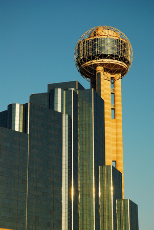 Reunion Center and Tower, Dallas Editorial