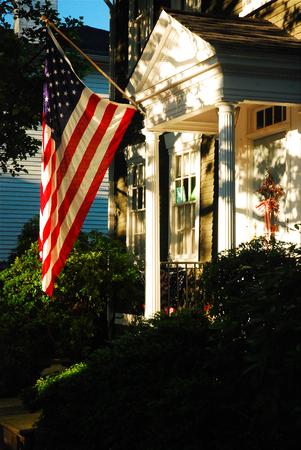 Patriotism on Display Stok Fotoğraf - 73773333