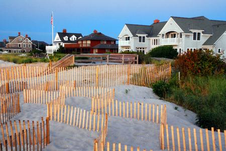 Summer Oceanfront Homes in Mantoloking, New Jersey