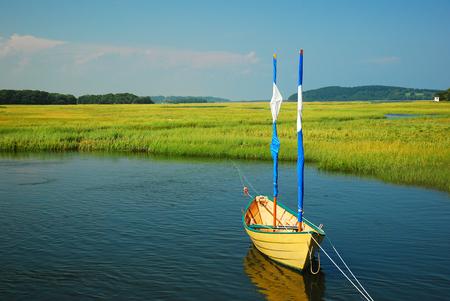 roped: Essex River Salt Marsh