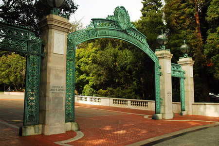 Sather Gate, University of California Berkeley