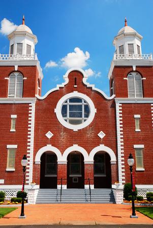 Selma Alabama Brown Chapel AME Church