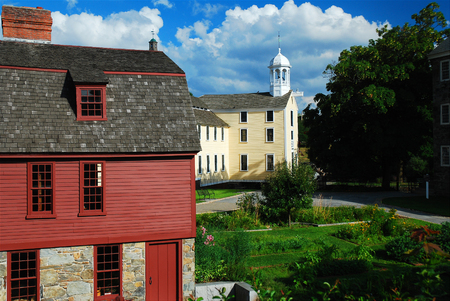 Slater Mill, Pawtucket