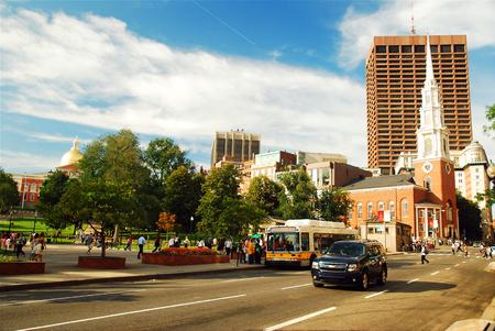 Tremont Street, Boston