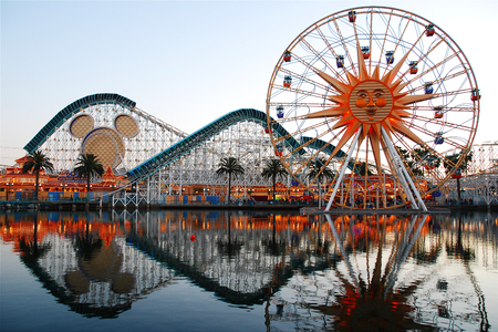 California Adventure Reflections Editorial