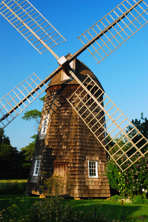 East Hamtpon Windmill