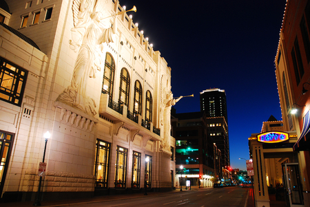 The Bass Performance Hall, Ft Worth, Texas