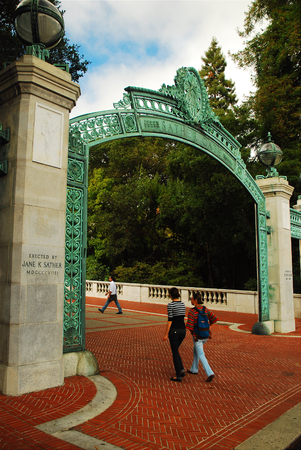 Sather Gates, University of California, Berkeley