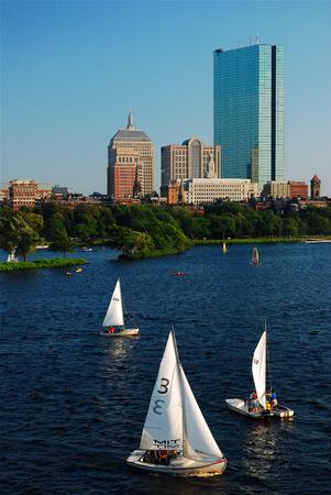 Boston Sailing Editorial