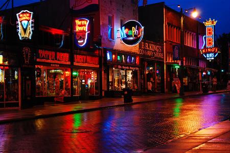 Beale Street, Memphis, Tennessee 報道画像