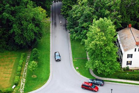 Aerial suburbia 新聞圖片