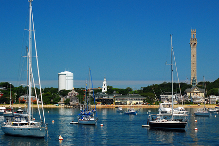 A Summer Day In Provincetown, Cape Cod, Massachusetts