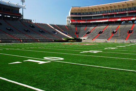 The Vaught Hemingway Stadium at the University of Mississippi Editorial