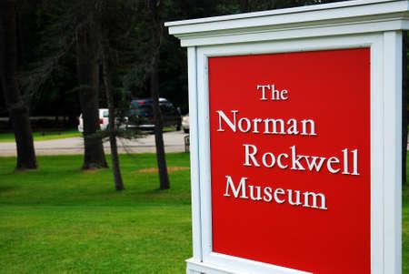 The Norman Rockwell Museum in Stockbridge, Massachusetts