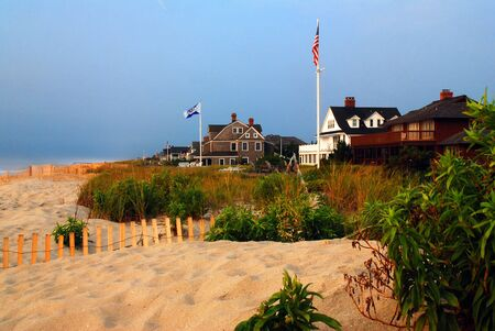 Large Summer Homes in Mantoloking on the New Jersey Shore