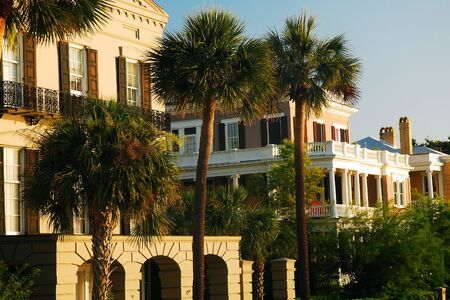 Antebellum Archetecture of Charleston