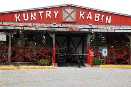 Kuntry Kabin, a rural antique store