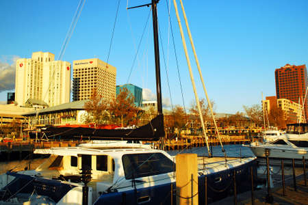 Norfolk Virginia From the Waterfront