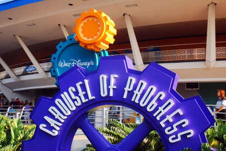 Carousel of Progress, Walt Disney World