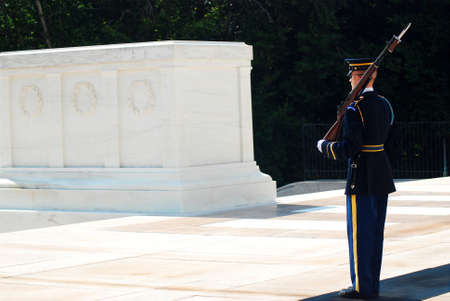 Tomb of the Unknown Soldiers, Arlington