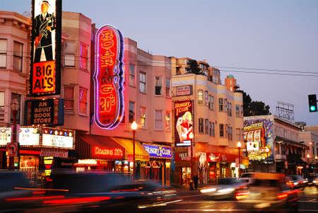 Braodway, San Francisco Sajtókép
