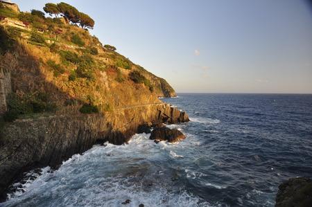 sea ??and rocks Stock Photo