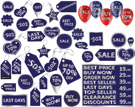 last day: Price tags