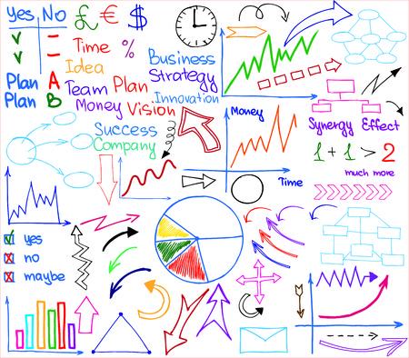 goal setting: Business materials