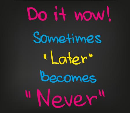 Motivation Vector