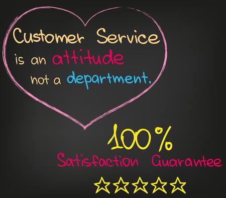 Customer Service Çizim