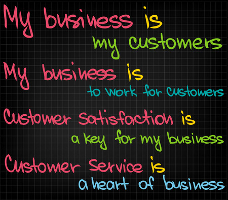 approached: The way how a customer can be approached