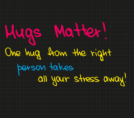 togther: True words about happiness, love and hugs