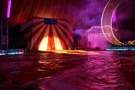 circus stage: Circus Stage