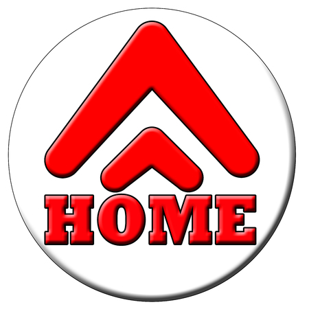 my home: Home  Stock Photo