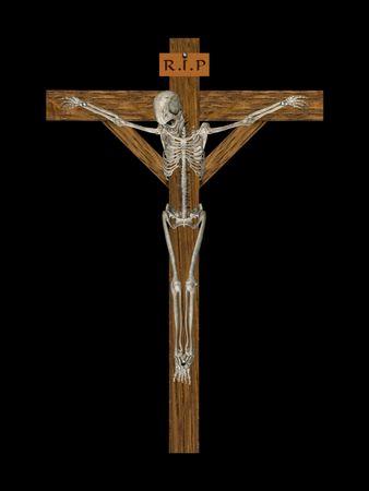crucify: Crucify Skeleton