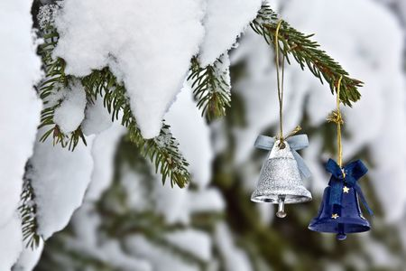 Christmas Tree Bells