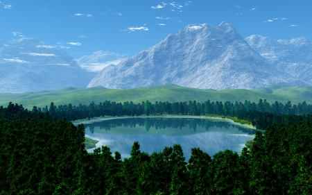Grandes Montanhas