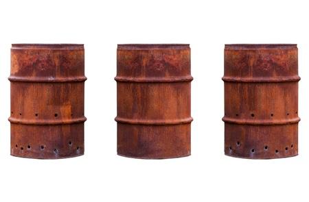 rustiness: Rusty Barrel