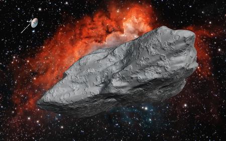 asteroid: Big Asteroid