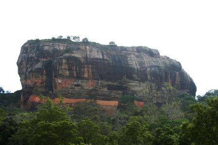 8th wonder of the world - Sigiriya - Sri Lanka.