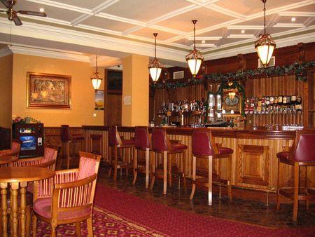 Interior - Hotel - Holiday - Bar